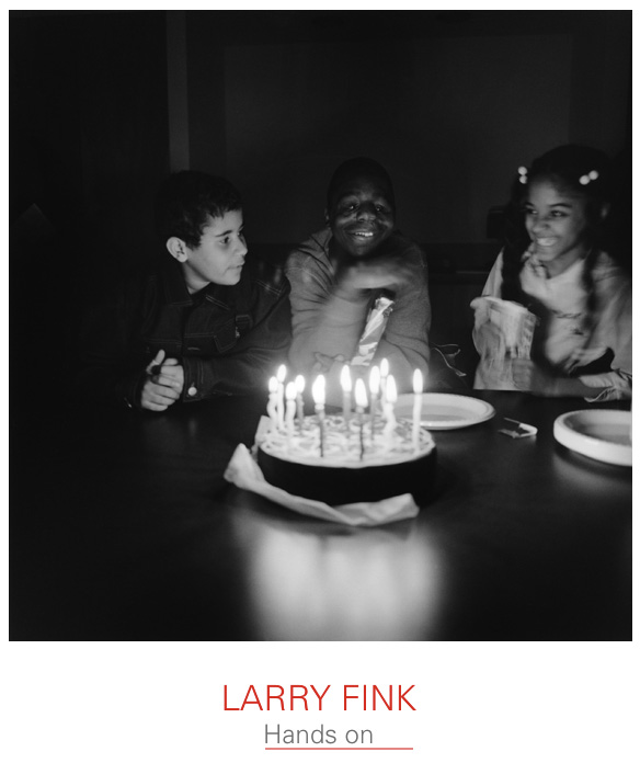 Hands On, Larry Fink