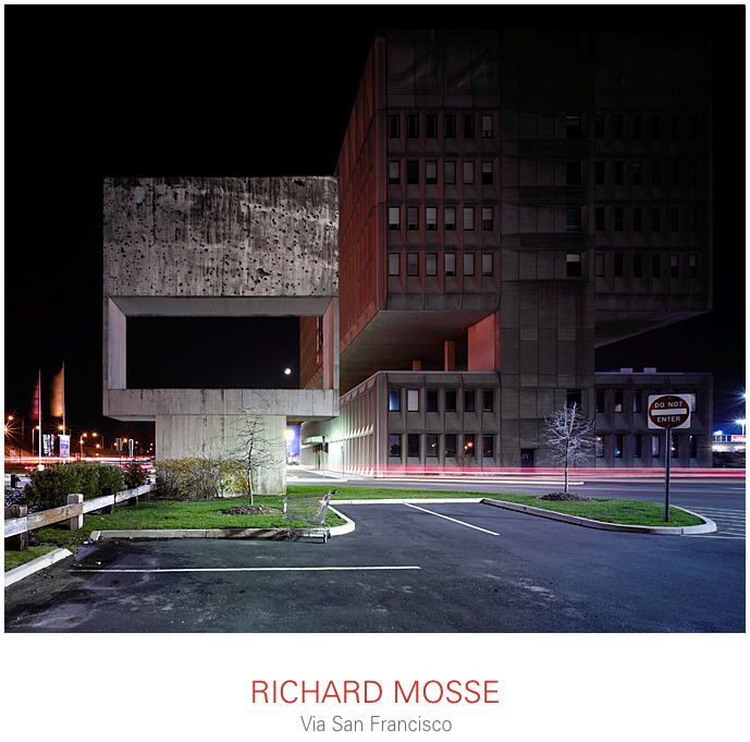 Richard Mosse Via San Francisco